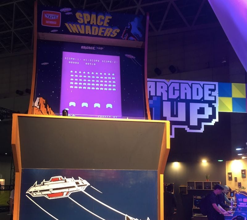 Surely, This Has To Be The Biggest Arcade Cabinet In The World