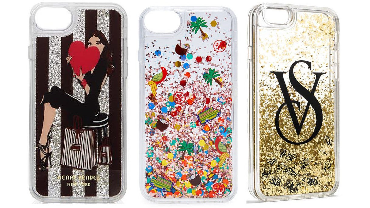 Glittery iPhone Cases Recalled After Dozens Burned By Mystery Liquid