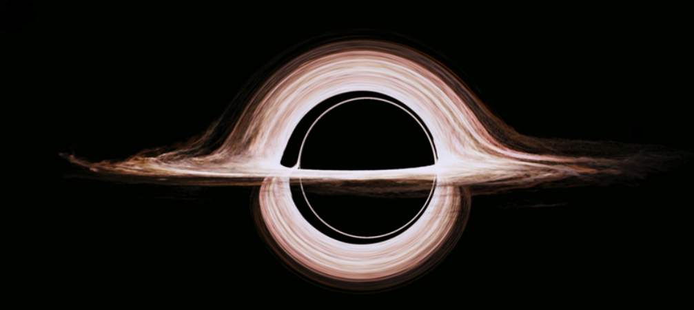 The Original Black Hole For Interstellar Was Too Confusing