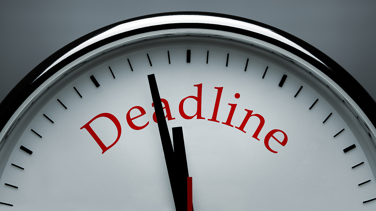 Set 'Now' Deadlines To Stop Procrastination For Long-Term Projects