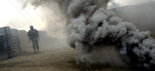 The US Army Is Redesigning Its Smoke Grenade For The First Time Since WWII