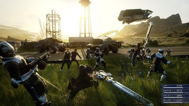 Final Fantasy XV's Summon Will Blow Your Damn Mind
