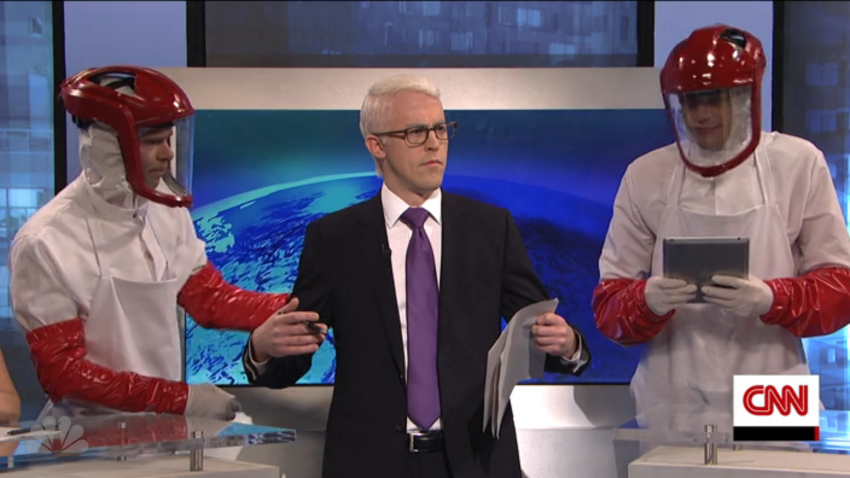 SNL Proves Anderson Cooper's Been A Westworld Host This Whole Time