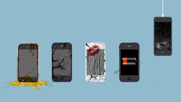 How I Broke My Last Five Phones