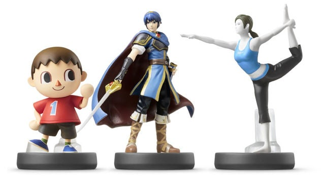 Source: GameStop Says Nintendo Has 'Discontinued' Three Amiibos