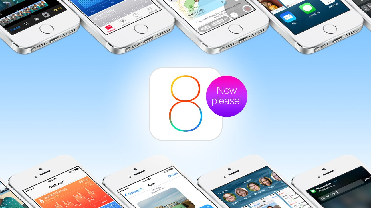 How To Get (Some Of) The Best Features Of iOS 8 Right Now