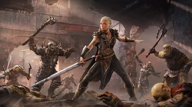 Shadow of Mordor DLC Lets You Play As A Lady