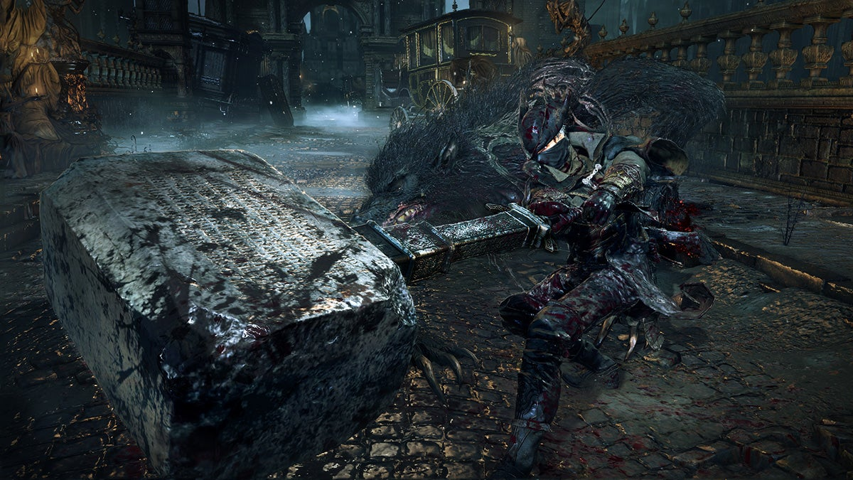 Incredible Bloodborne Player Beats Game Without Ever Levelling Up
