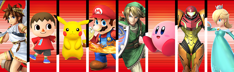 A Closer Look At Smash Bros.' Most Surprising New Character