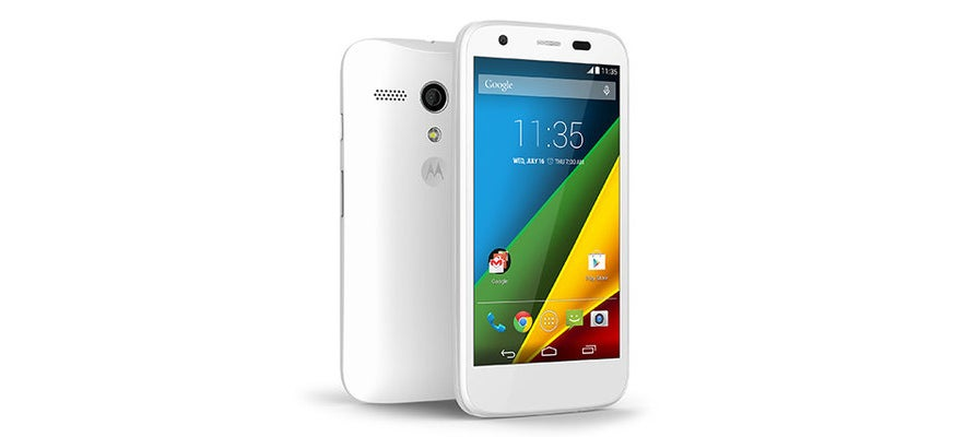Motorola Adds LTE to the Moto G and Launches Budget Moto E