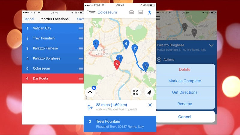 Relay Creates Custom Maps For Your Holiday