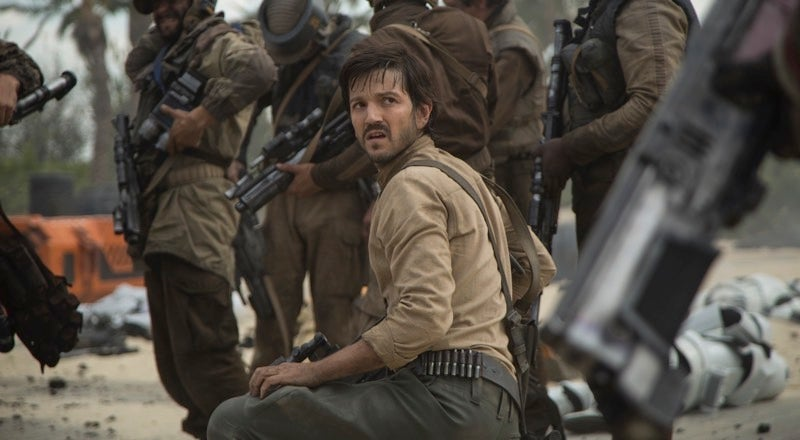 Here's How Far Diego Luna Went To Play A Rebel Soldier In Rogue One