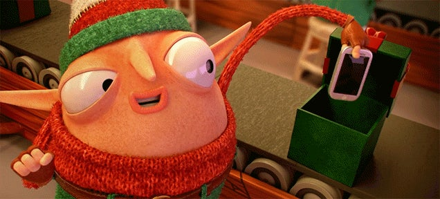 Silly Animation Skewers Our Obsession with Buying More Stuff During Christmas