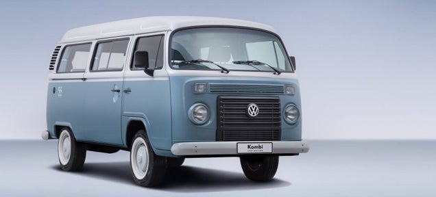 A video tribute to the Volkswagen camper van