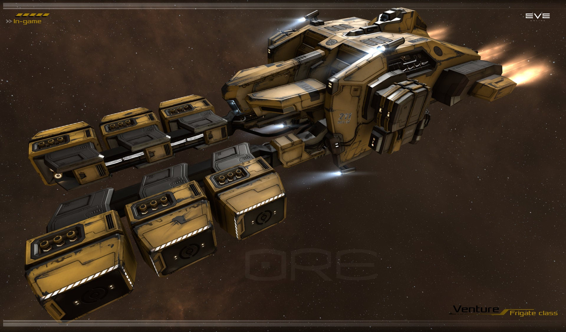 EVE Online And Star Citizen Fans Trade Barbs Over Spaceship Design - Spaceship design game