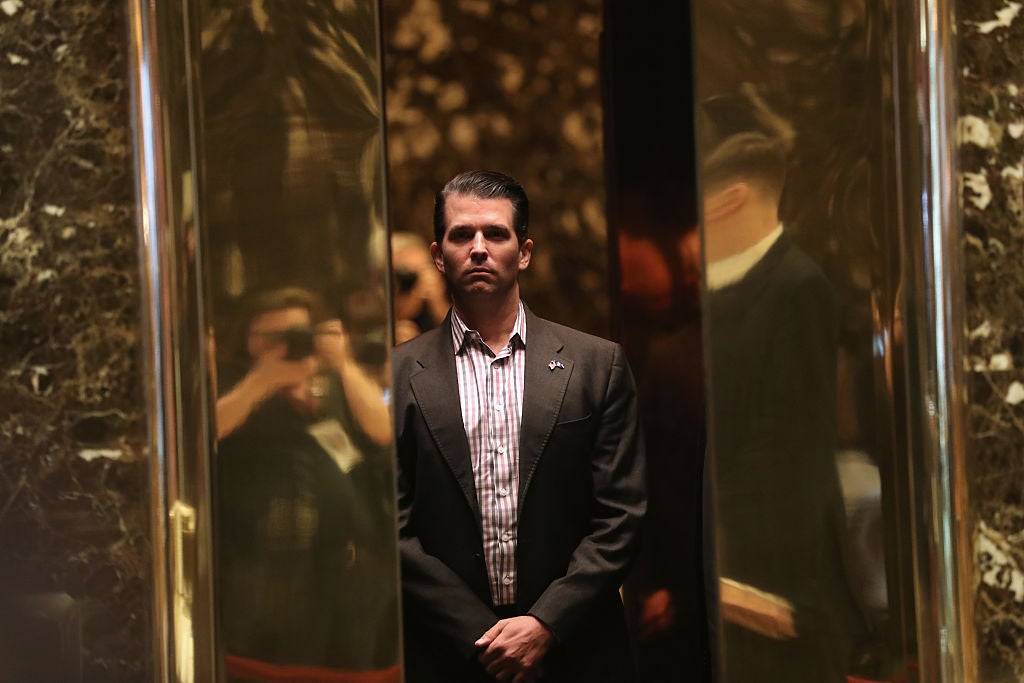Donald Trump Jr. Tweets Out Emails Showing He Sought To Collude With The Russian Government