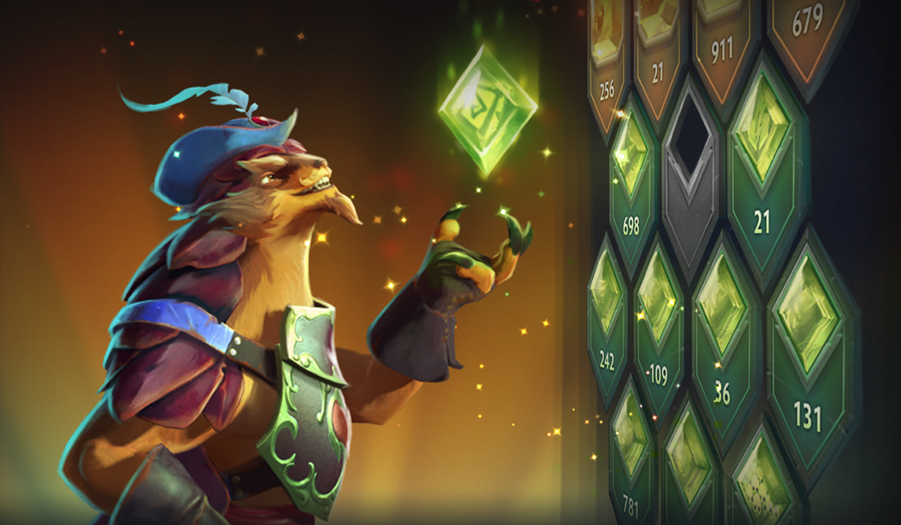 Dota 2Now Lets You Bet In-Game Currency On Pro Tournaments