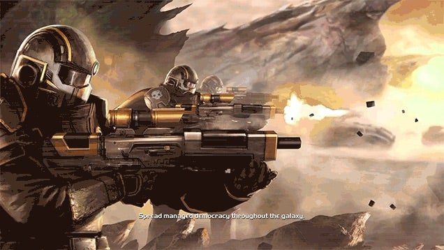 Helldivers Bug Erases Progress If Your PS4 Controller Dies. Seriously.