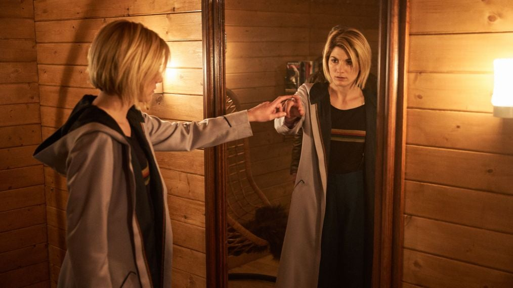 Doctor Who's Chris Chibnall Says He's Already Working On Season 13 And Isn't Going Anywhere
