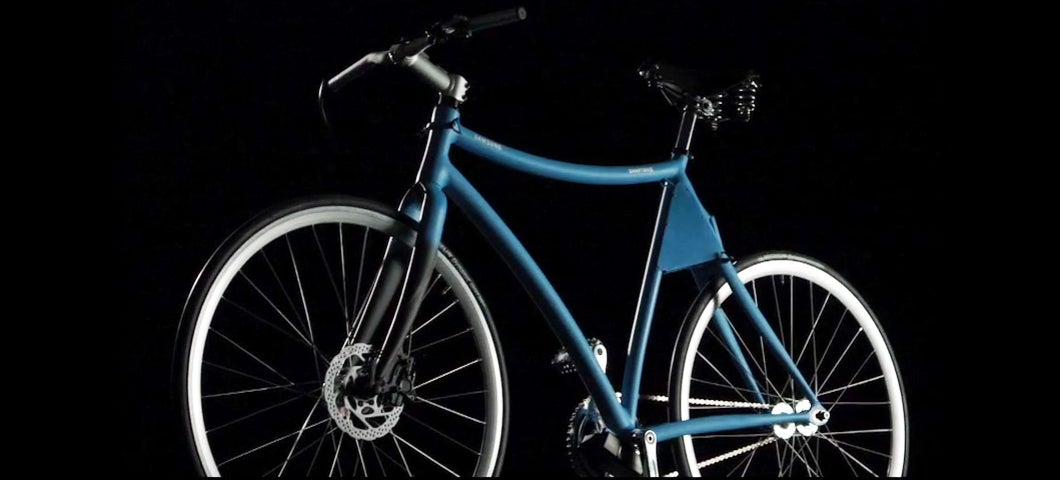 Samsung's Smart Bike Uses Your Phone to Keep You Safe
