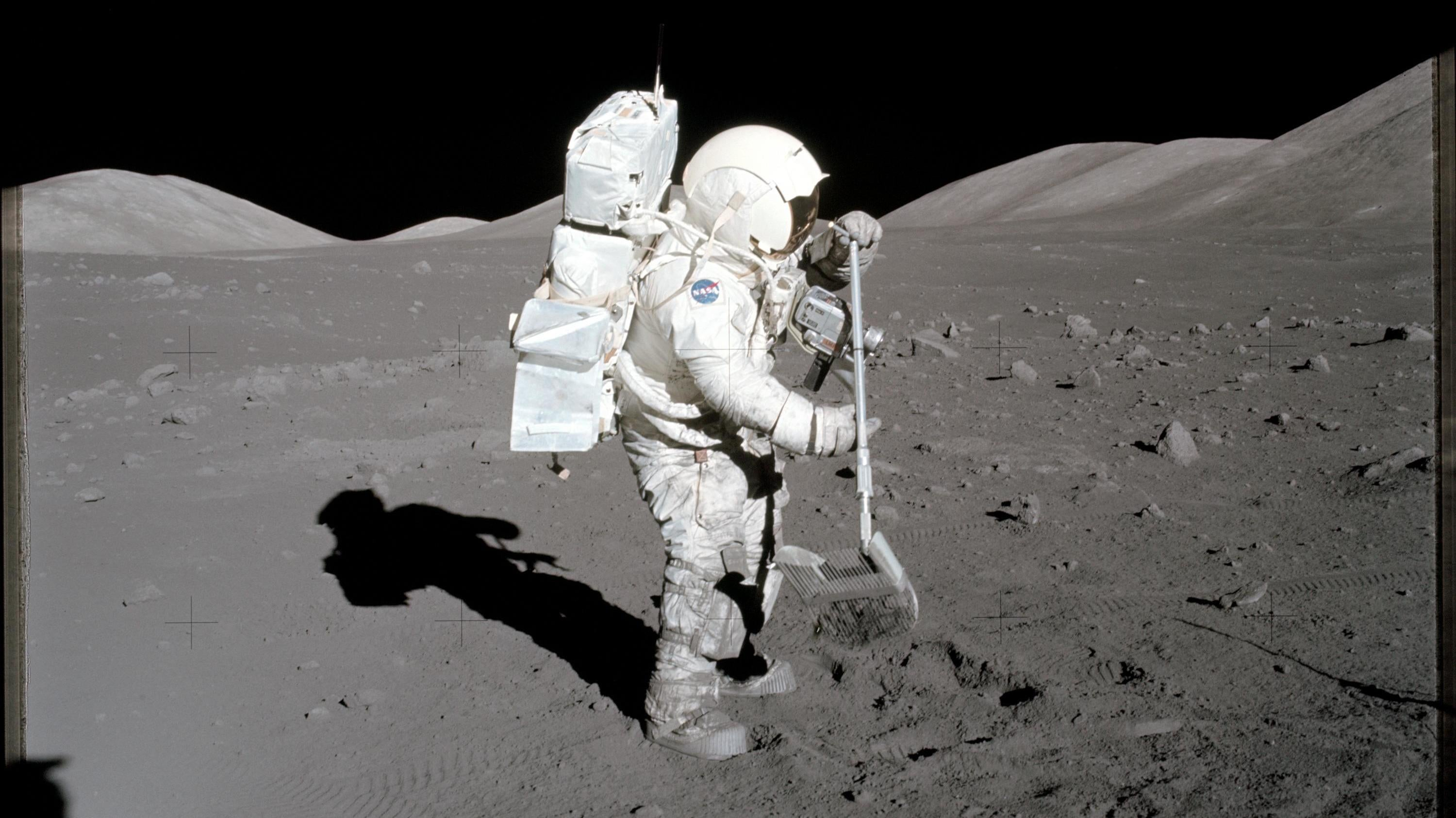 Unopened Lunar Samples From Apollo Missions Will Finally Be Studied