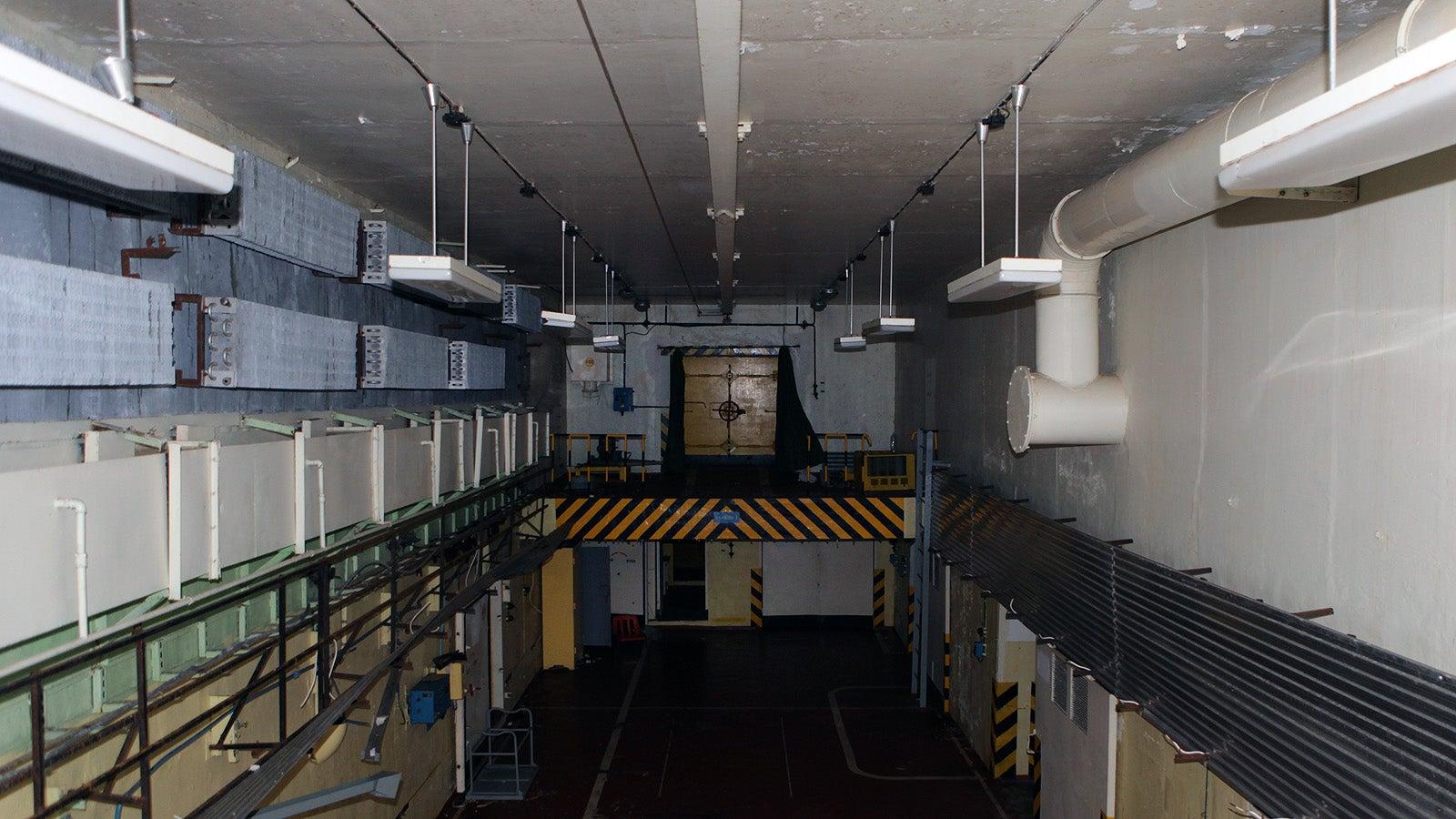 Inside The Bunker Where Soviets Kept Their Secret Stash Of