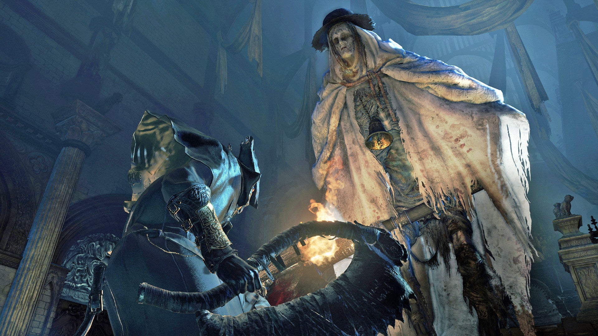 Creator Explains How He Created That Cool Bloodborne Mod That Lets You Control Enemies