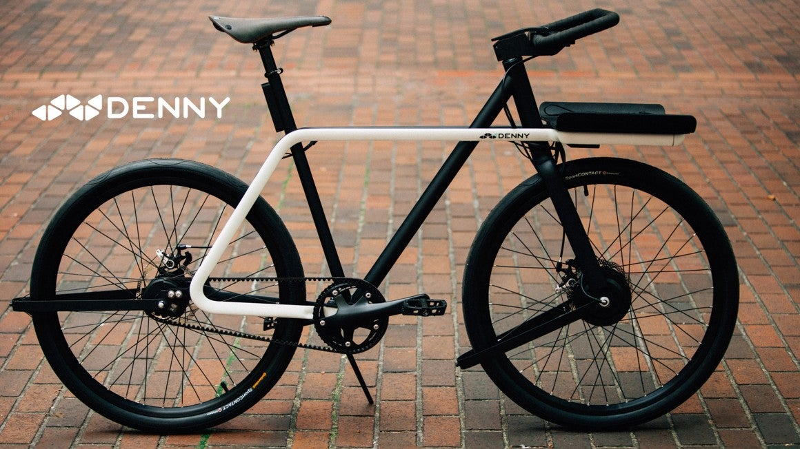 This Wild Concept For the Ultimate Urban Bike Will Soon Be a Reality