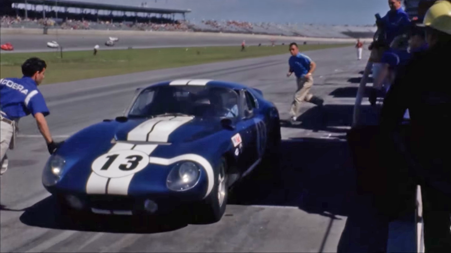 When Carroll Shelby And Ford Gave Up On The Car Ken Miles Believed In