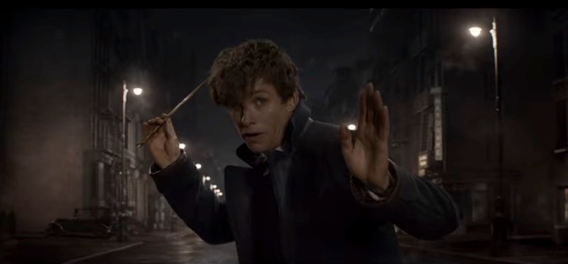 Apparently Wands In The 1920s Potterverse Were Really Ugly