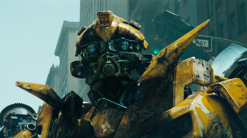 Apparently, That Transformers Spinoff Is Still Happening