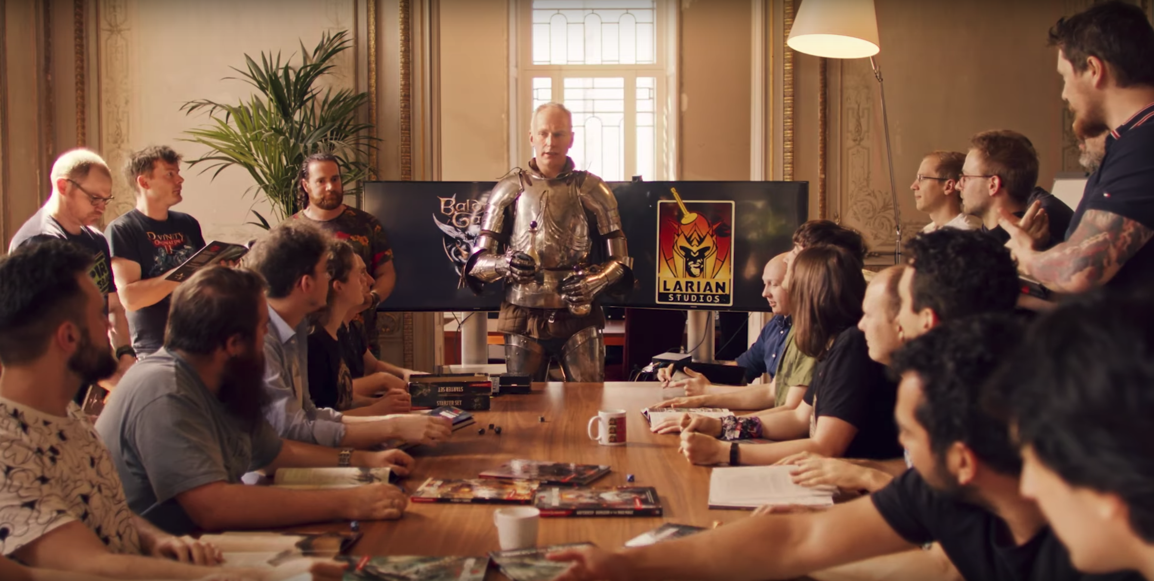 Larian Shares The Very Serious Story Of How They Got The Baldur's Gate 3 Deal