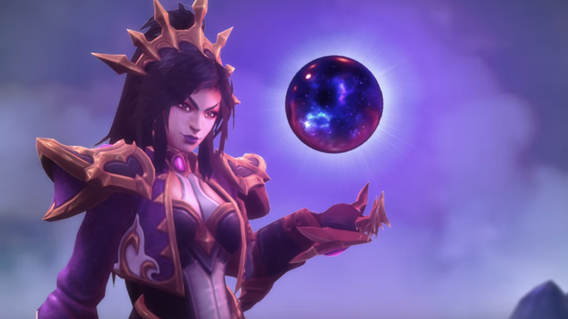 Diablo III's Wizard Joins Heroes of the Storm