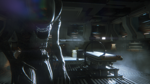 Alien: Isolation Isn't As Scary When The Alien Glitches Out