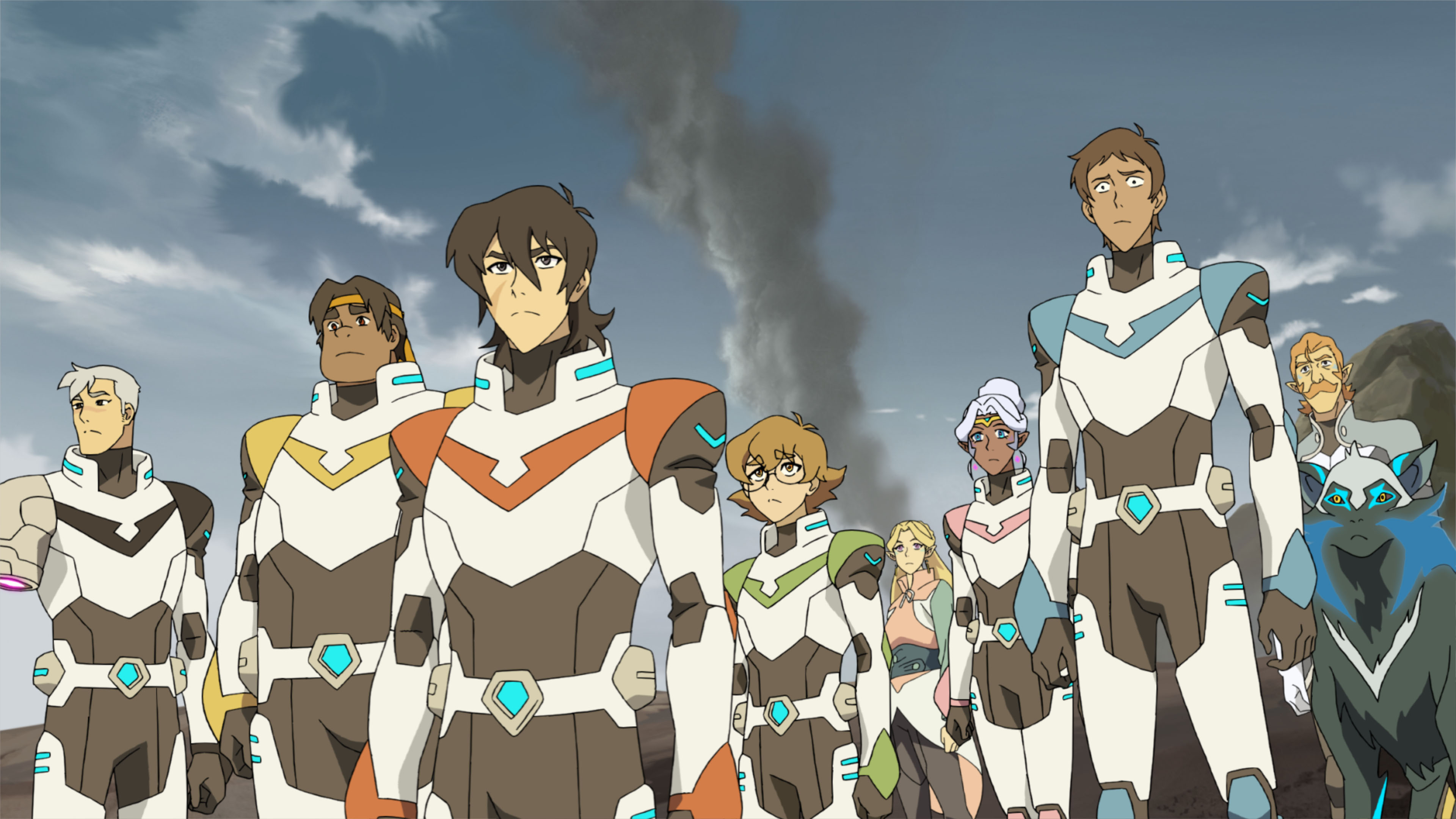 Voltron's Penultimate Season Triumphantly Heads Home – But Not Without Some Bumps Along The Way