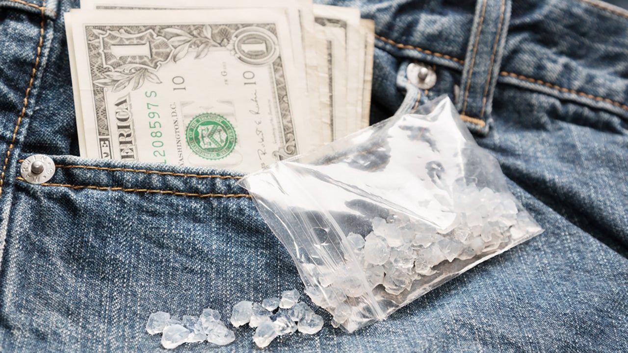 Man Learns The Hard Way That Selling Meth On A Dating App Is A Bad Idea
