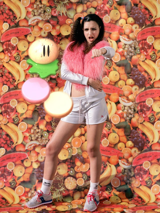 Vice's Candy Crush Fashion Shoot Is Better Than It Sounds