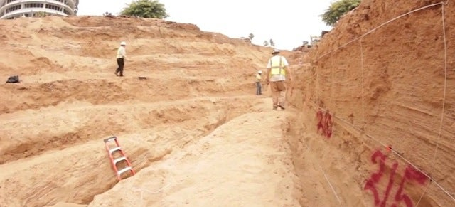 Why Scientists Dig Trenches To Find Hidden Fault Lines In Cities