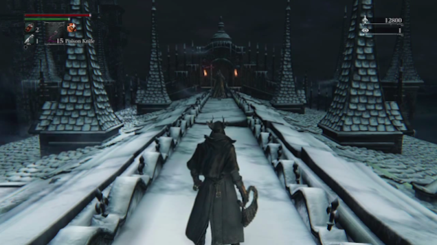 The Argument Over Whether A Bloodborne Exploit Is Cheating