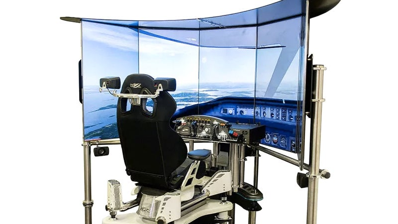 Getting Your Pilot's Licence Is Probably Cheaper Than This Simulator