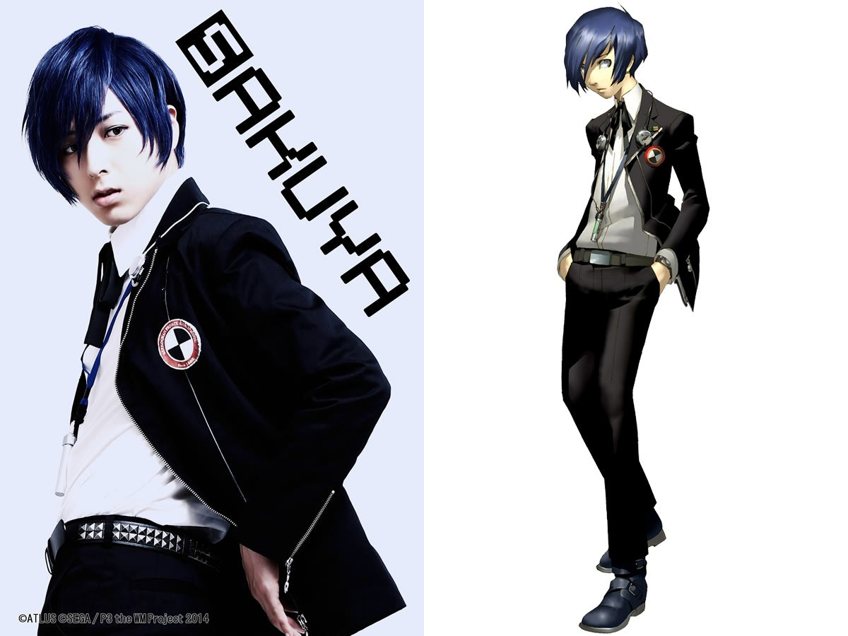 The Cast of New Persona 3 Stage Play Looks Great in Costume