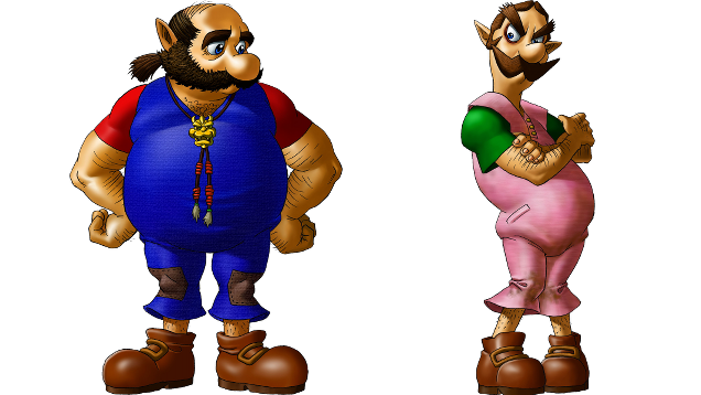 The Best, Weirdest Mario/Zelda Crossovers