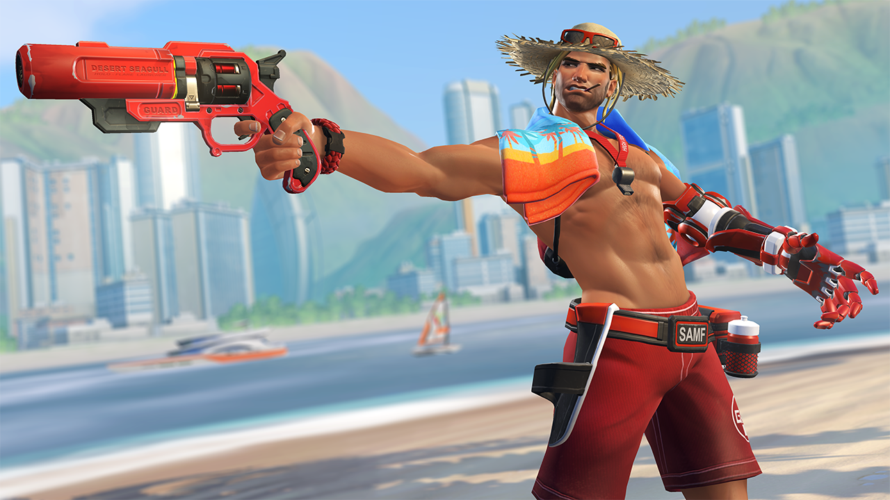 Overwatch Fans Can't Decide If McCree Is Hot Or Not