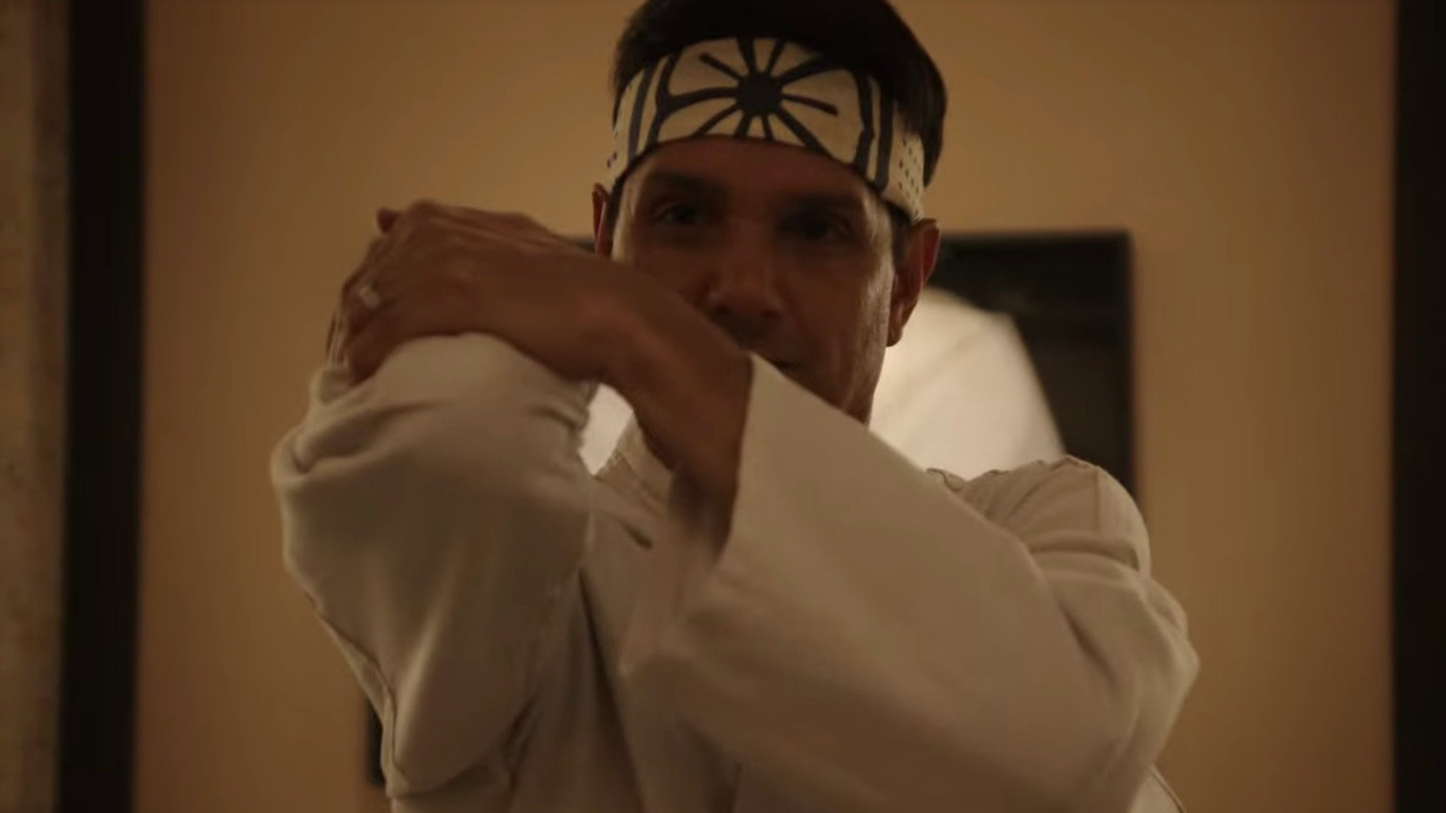 The Karate Kid Sequel Series Cobra Kai Debuts A Giant, Face-Kicking New Trailer