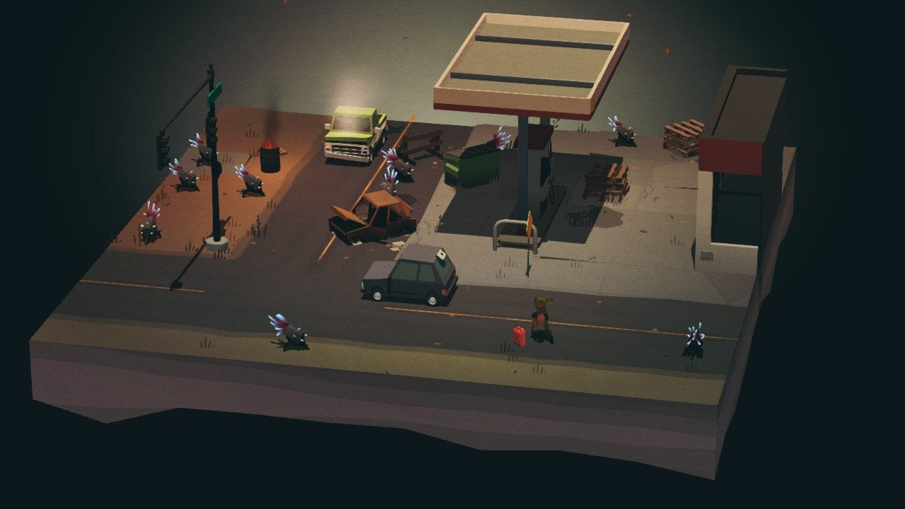 Turn-Based Survival Game Overland Is Like An Indie Rock XCOM