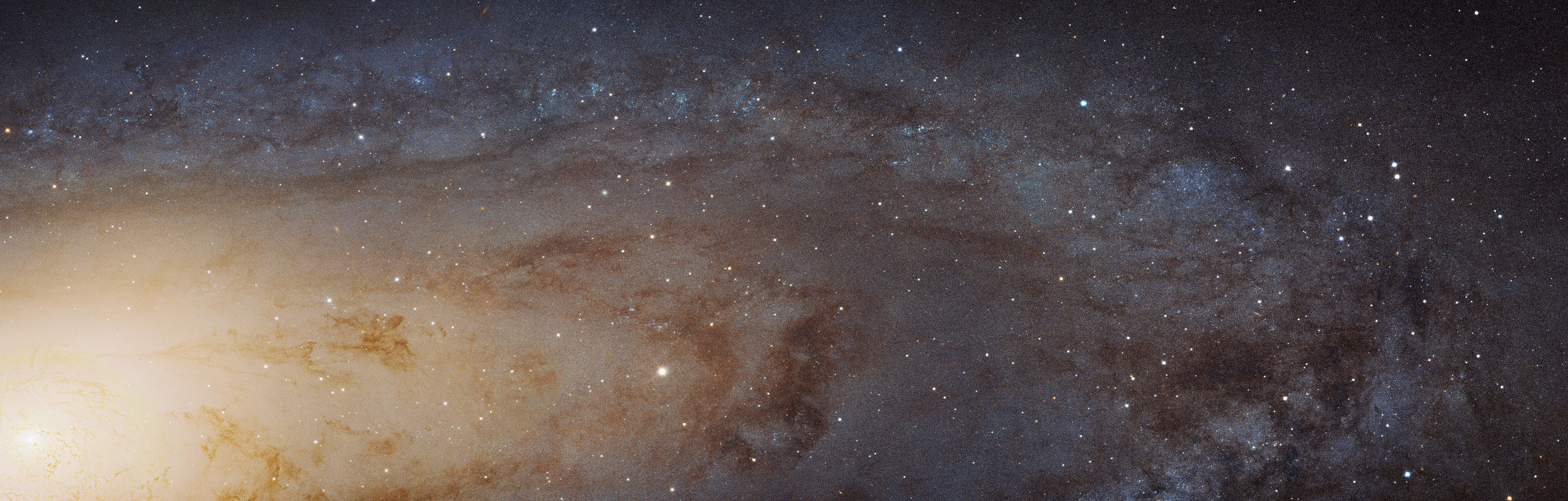 Stunning Andromeda galaxy photo clearly shows over 100 million stars