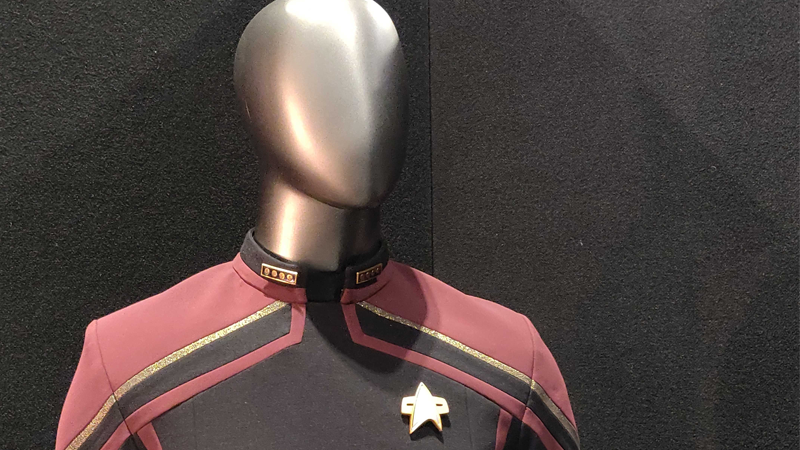 Up Close With Star Trek: Picard's Newest Uniform