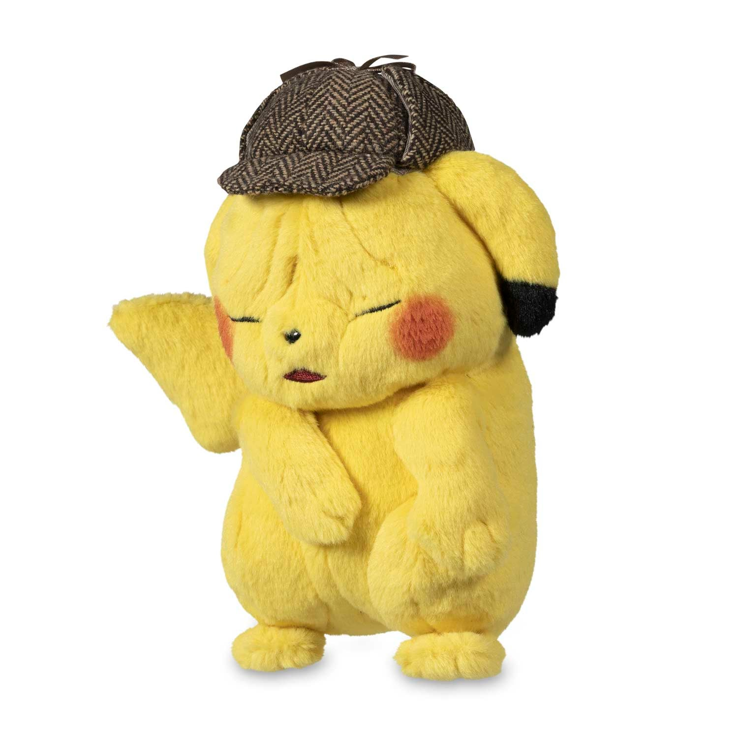 detective pikachu plush pokemon center