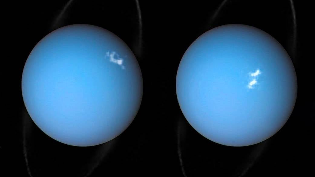 Uranus' Moons Are Unluckier Than We Thought