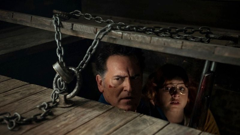 Relive The Squishiest Highlights OfAsh Vs. Evil Dead Season Two In This Gloriously Gross Supercut